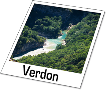 Visite du Grand Canyon du Verdon